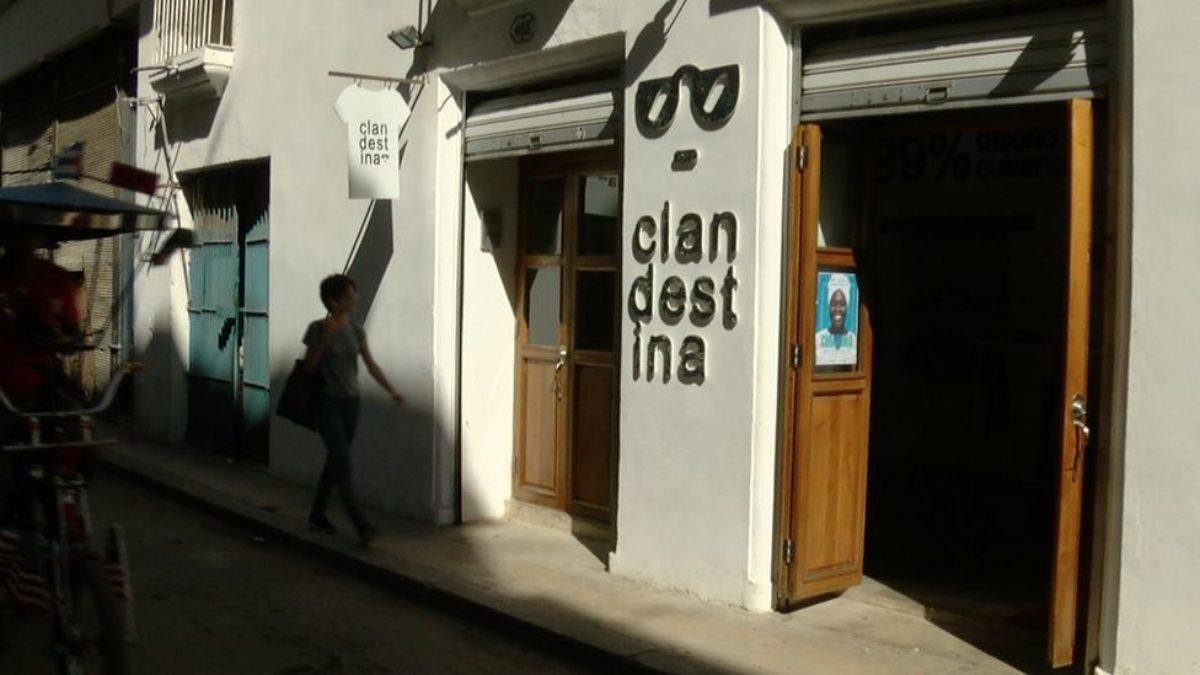 Marca de ropa Clandestina denuncia el cierre de su tienda online ...