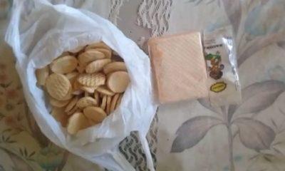 Módulos de alimentos para niños