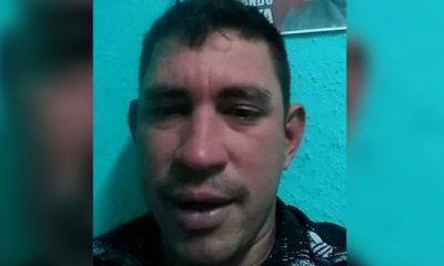 Opositor cubano Yoel Bravo