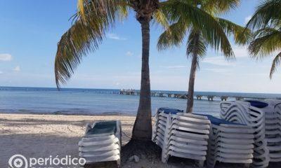 Playas de Florida cerradas