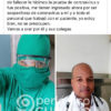 Post borrado en FB de Felix Bello