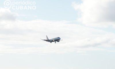 Sale de Cuba el último vuelo a España tras el cierre total de las fronteras cubanas