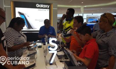 Tienda de 3ra y 70 departamente de Samsung