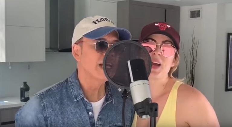 """Alexis y Claudia Valdés cantan junto a otros artistas cubanos """"Guárdate en casa"""""""