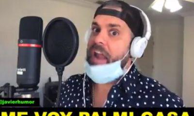 Humorista cubano Javier Berridy se suma a la campaña Quédate en Casa con una nueva parodia musical