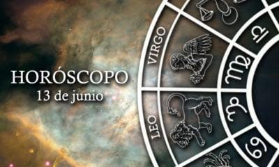 Horóscopo del 13 de junio
