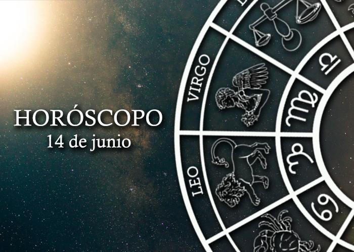 Horóscopo del 14 de junio