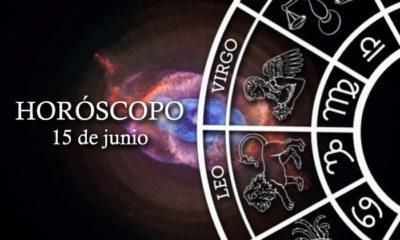 Horóscopo del 15 de junio