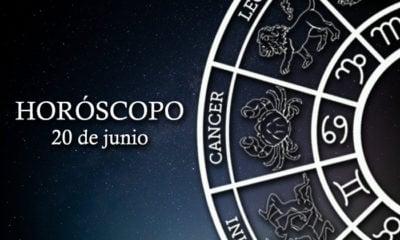 Horóscopo del 20 de junio