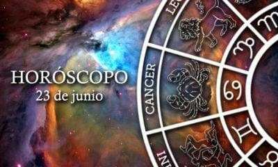 Horóscopo del 23 de junio