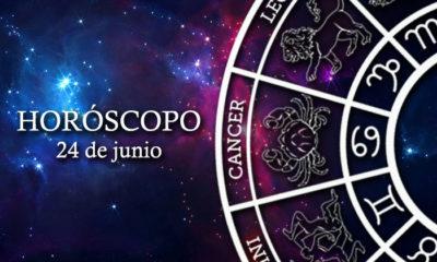 Horóscopo del 24 de junio