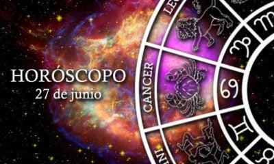 Horóscopo del 27 de junio