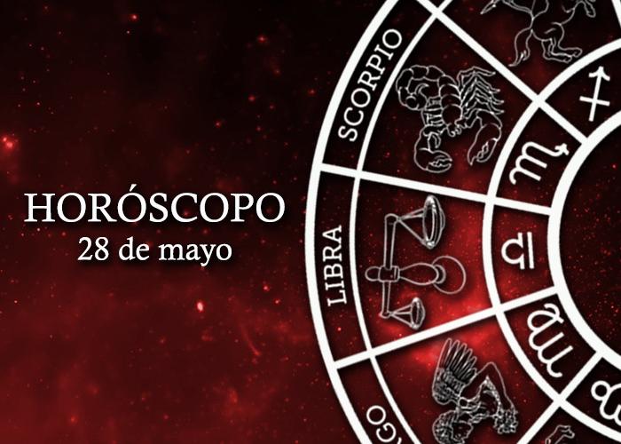 Horóscopo del 28 de mayo