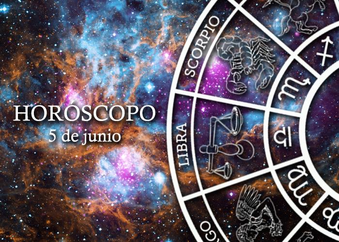 Horóscopo del 5 de junio