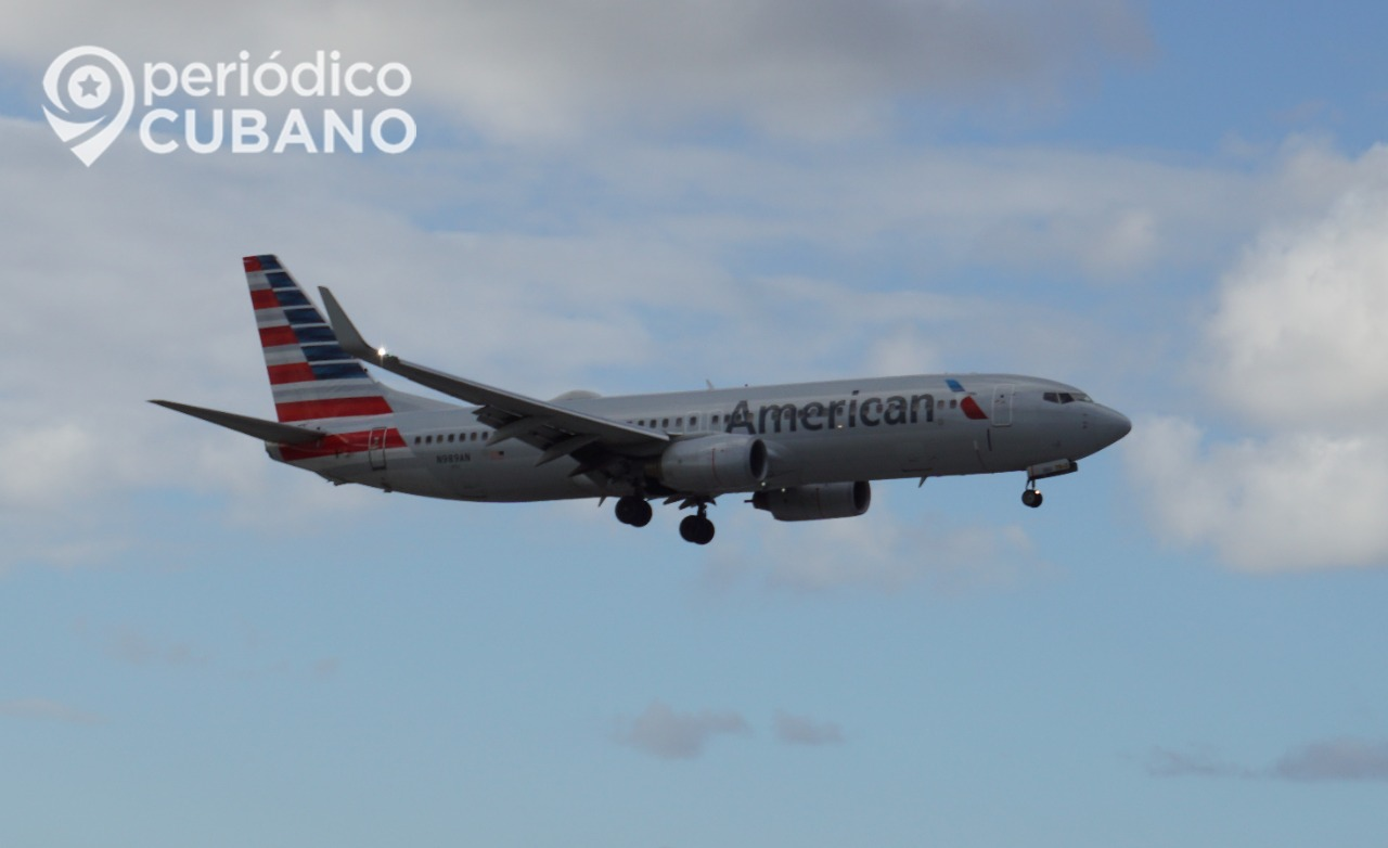 American Airlines comienza a vender vuelos a Cuba a partir del 4 de junio