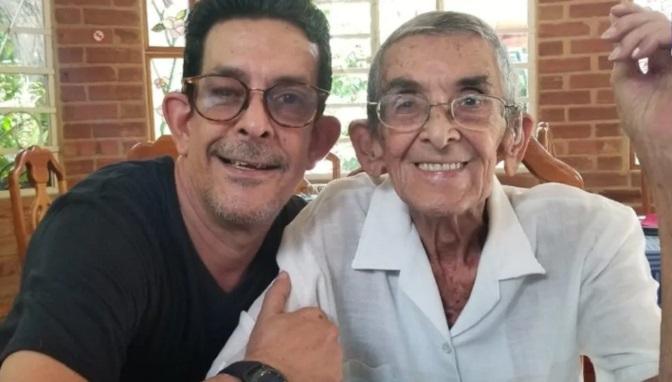 El humorista cubano Ulises Toirac revela que su padre está muy enfermo2