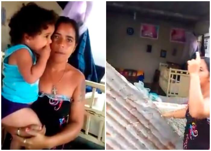 Gobierno cubano no terminó de construir la casa de una madre con dos hijos enfermos