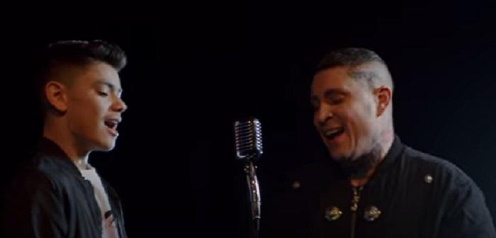 Osmani García y joven cantante lanzan nuevo tema