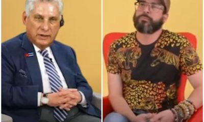 Otaola responde a Díaz-Canel sobre la limonada y el guarapo