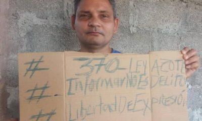 Periodista cubano Niober García por segunda vez es multado con el decreto 370