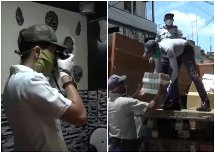 """Policía desmantela negocio de """"enriquecimiento ilícito"""" en La Habana"""