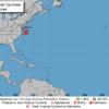 Tormenta Tropical Arthur continua su avance frente al costa este de EEUU