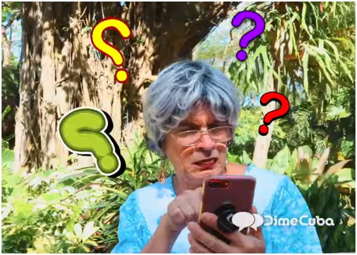 Video de la CiberPura, dedicado a las Madres de Cuba