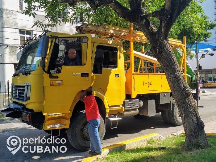 Factura de luz en Cuba