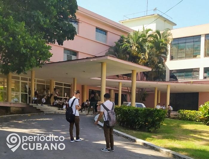 Escuelas y estudiantes Cuba