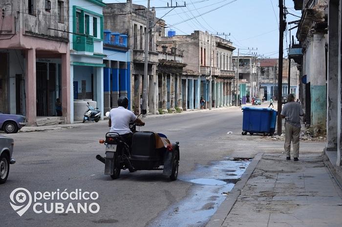 Motos en Cuba