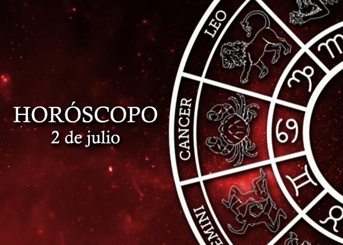 Horóscopo del 3 de julio