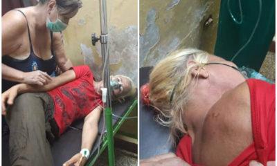 Activista cubana está hospitalizada luego de ser atacada a tubazos por su expareja