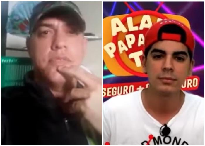 Alain El Paparazzi Cubano entrevista a Angel El White