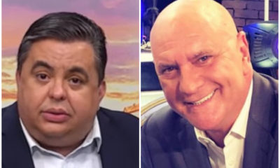 Carlucho aclara que no se arrepiente de haber ayudado a Carlos Otero