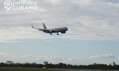 EEUU suspende vuelos de aerolíneas chinas en su territorio