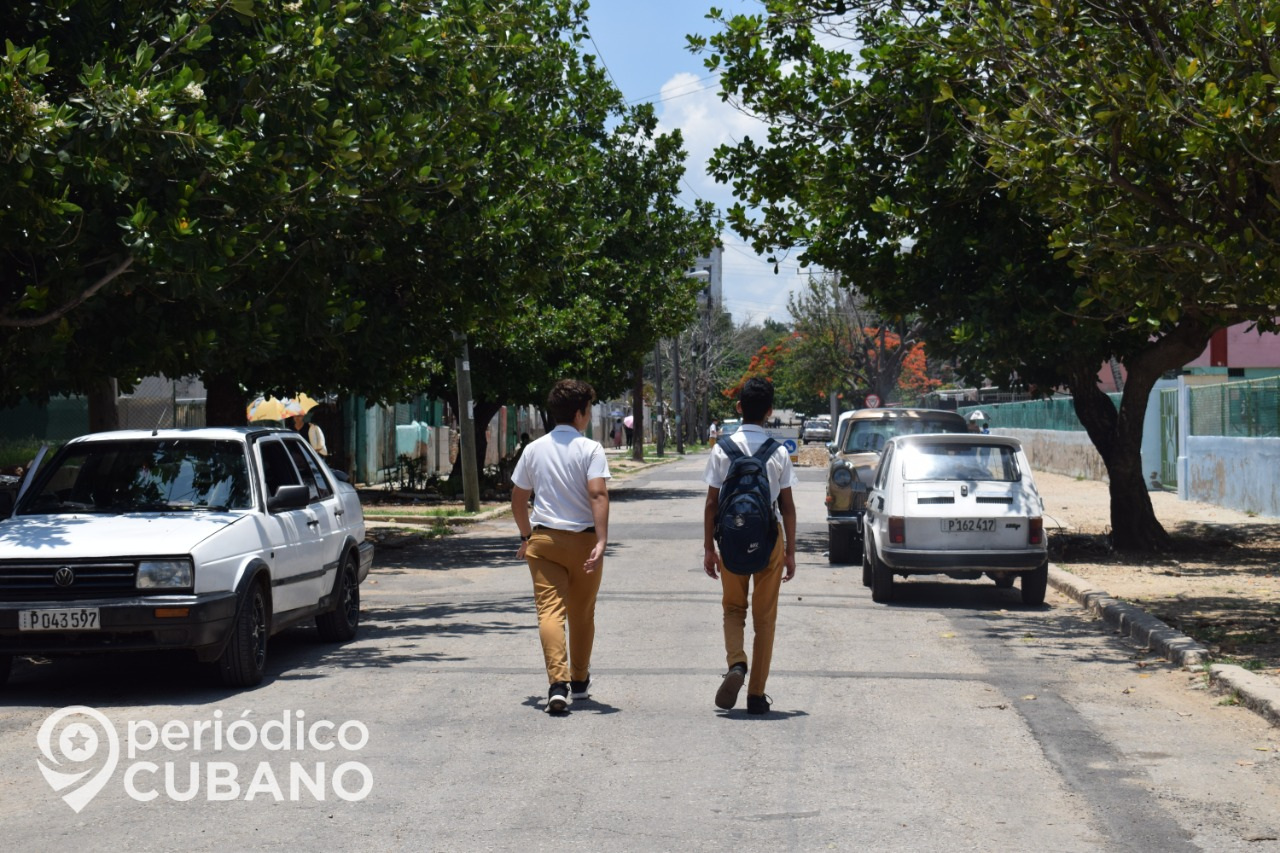 El reinicio del curso escolar en Cuba está planificado para septiembre