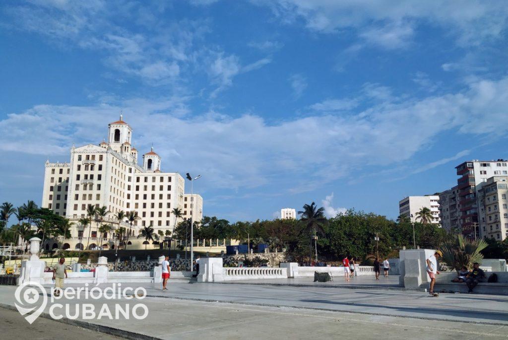Hotel Nacional de Cuba no abrirá hasta el mes de noviembre