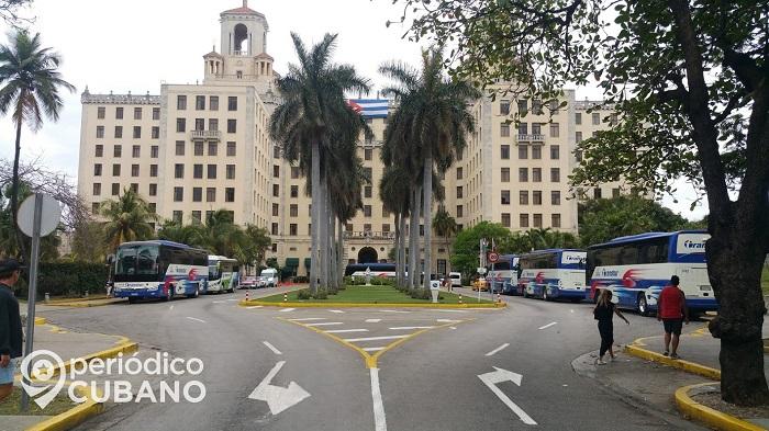 Mientras Cuba se derrumba a pedazos el régimen anuncia rejuvenecimiento del Hotel Nacional