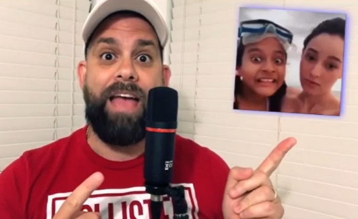Javier Berridy estrena parodia sobre El Coronel