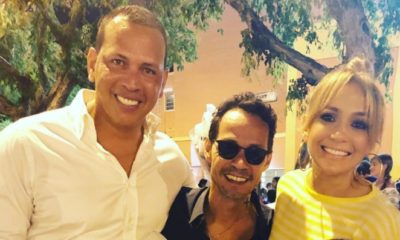 Jennifer López, Alex y Marc Anthony