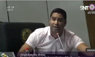 Jorge Antonio Britez