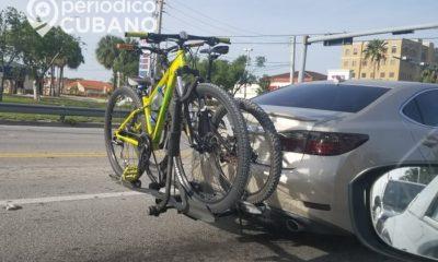 Joven cubano apuñala a un hombre cuando discutían por el robo de una bicicleta en Hialeah