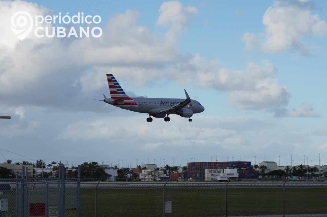 La reanudación de los vuelos a Cuba se pospondría para el 31 de Julio