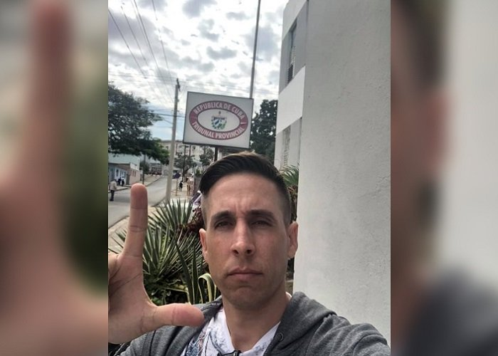 Uruguay asegura estar en la repatriación del activista Lidier Hernández Sotolongo