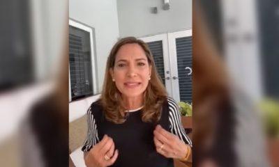 """María Elvira Salazar reprueba uso de imagen del """"Che"""" en protestas por George Floyd"""