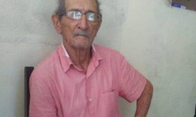 Piden ayuda para localizar a un anciano extraviado en Camagüey desde hace una semana