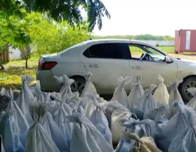 Policía de Holguín decomisa más de una tonelada y media de café