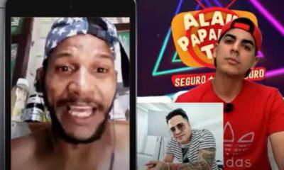 Rapero Maikel Osorbo revela más detalles de la cercanía de Yomil con jefes de la policía