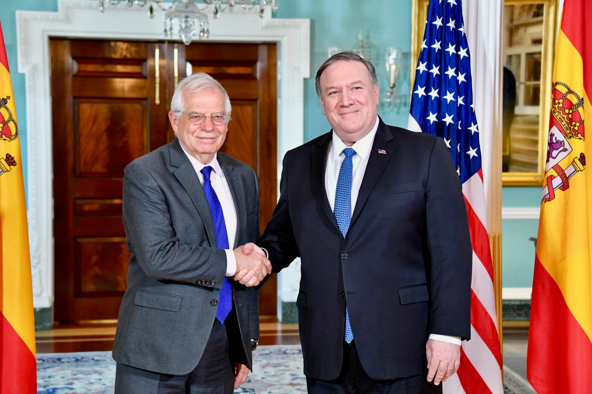 Secretary_Pompeo_Meets_With_Spanish_Foreign_Minister_Borrell