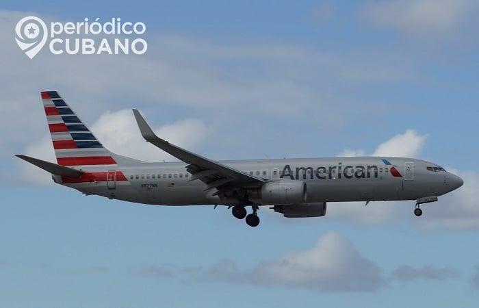 Pese a pandemia, American Airlines asegura que reanudará vuelos en julio